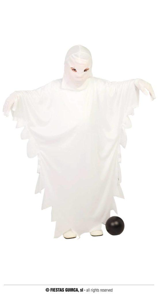 Costume Fantôme